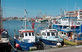 Scheveningen Hafen