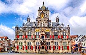 Tagesausflug nach Delft