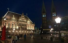 Tagesausflug nach Bremen