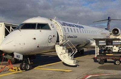 Lufthansa CityLine Frankfurt