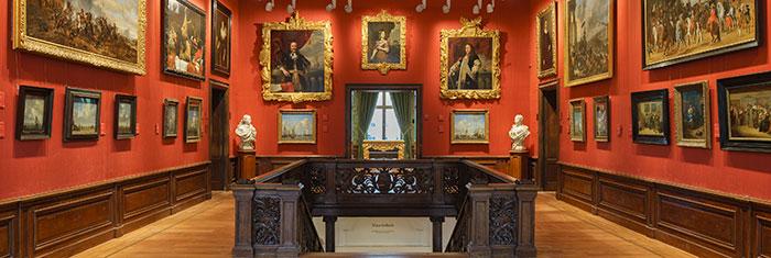 Mauritshuis Besuchergruppen