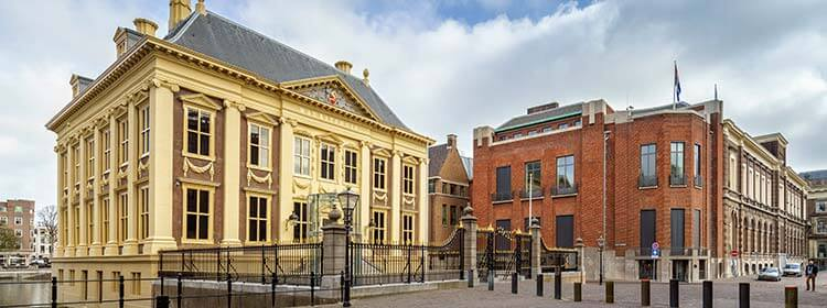 Mauritshuis Den Haag · Foto: Ronald Tilleman · Credits: Mauritshuis, Den Haag